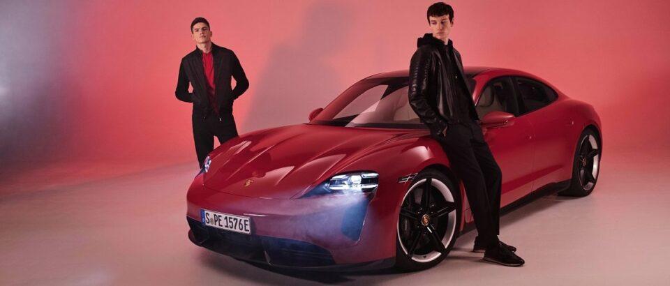 Vette samenwerking tussen Porsche en BOSS
