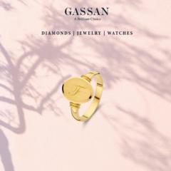 Een van de juwelen uit de Moederdag collectie van GASSAN