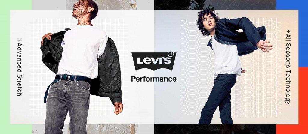 levis performance