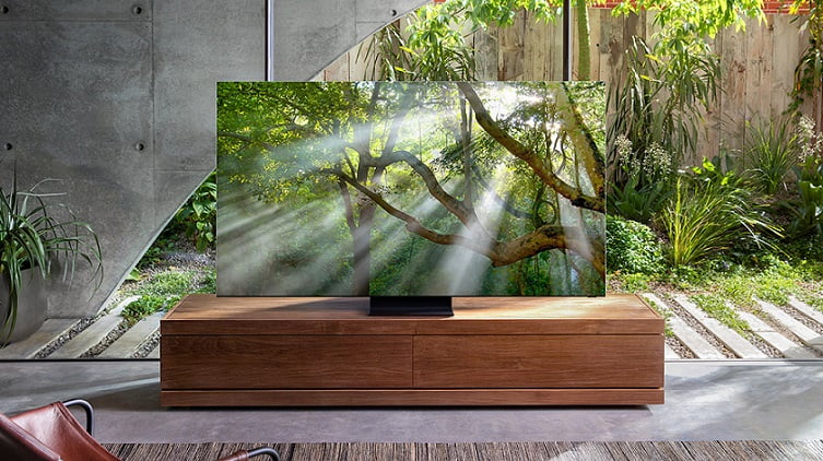 Nieuwste Samsung QLED 8K-tv is nu verkrijgbaar in Nederland