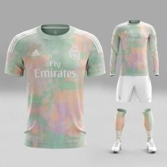 Real Madrid concept voetbalshirts