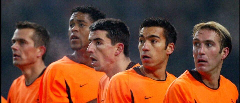 De 11 Oranje-internationals die nooit een wedstrijd hebben verloren