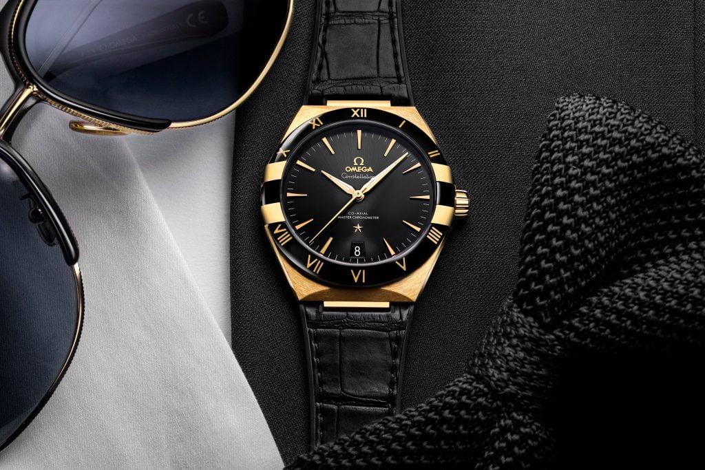Horloges voor op je Kerstlijstje - Omega's nieuwe Constellation