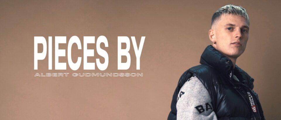 Albert Gudmundsson in de allereerste aflevering van Pieces by