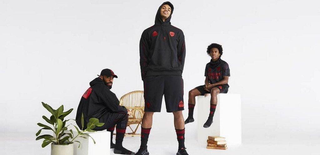 Arsenal x Adidas x 424