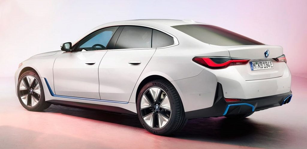 EXTRA TIME +7: BMW i4