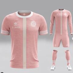Bayern Munchen concept voetbalshirts