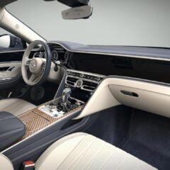 Bentley Flying Spur interieur