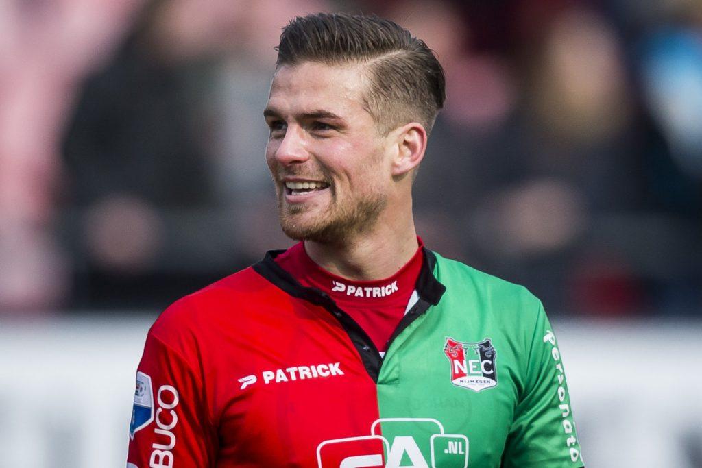 Christian Santos is een van die Eredivisie spitsen waar we nooit meer iets van hoorden