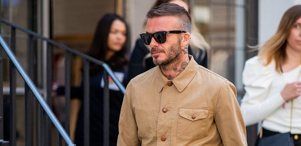 Top 5: David Beckham