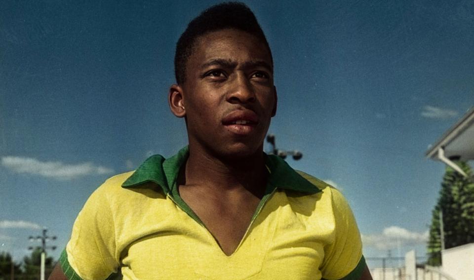 Documentaire Pelé