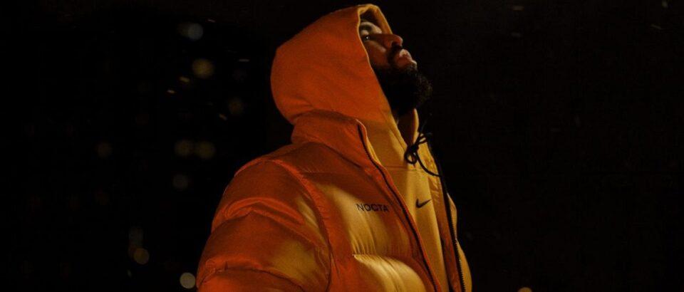 Drake in zijn eigen label Nocta