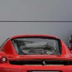 Ferrari Enzo van Zlatan