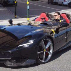 Ferrari Monza van Zlatan