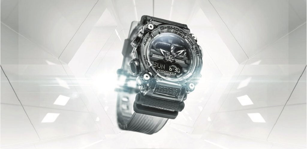 EXTRA TIME +7: G-shock