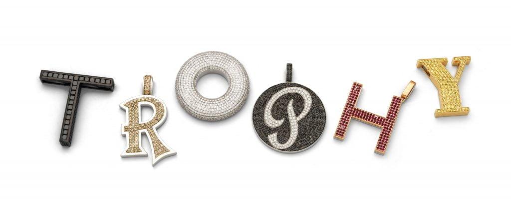 Trophy by Gassan maakt nu gepersonaliseerde high-end juwelen