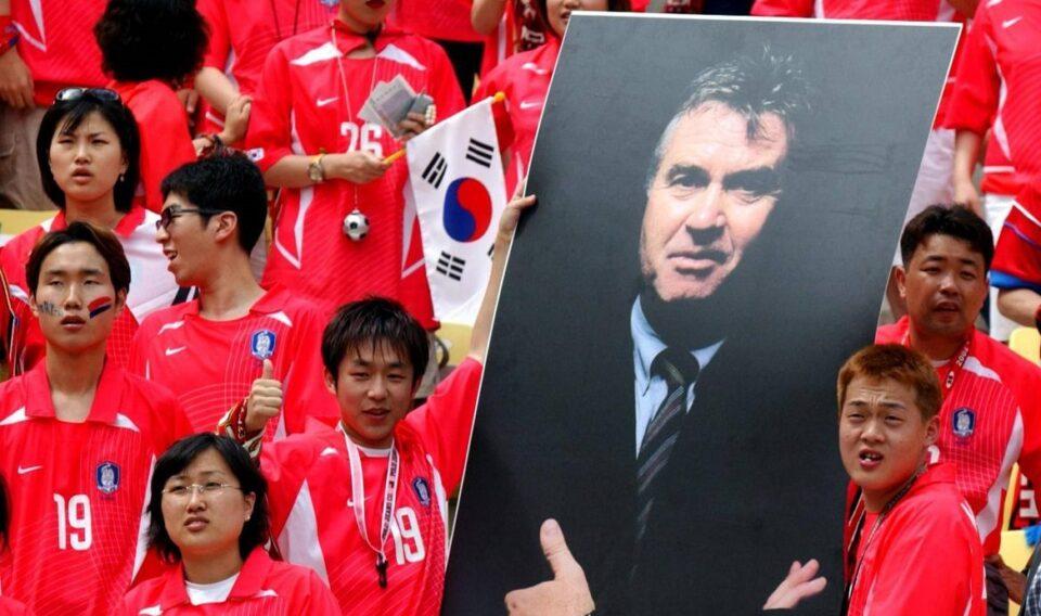 Hoe Zuid-Korea Guus Hiddink veroverde