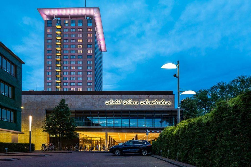 Heerlijk vertoeven in het bruisende Amsterdam in het Okura Hotel