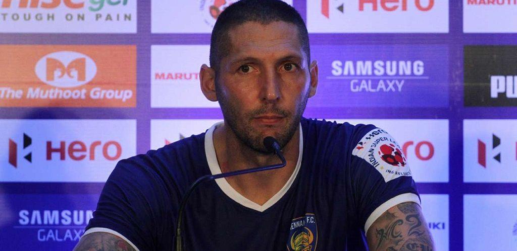 Indian Super League: Marco Materazzi