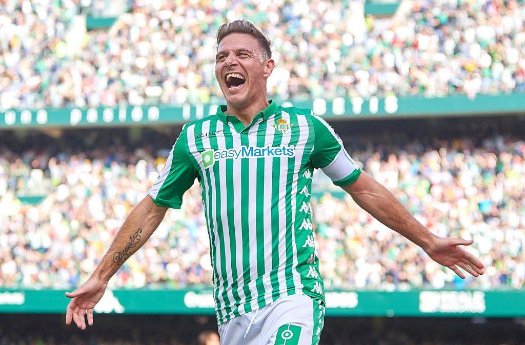 De 11 -Joaquin is een echte clubman van Real Betis
