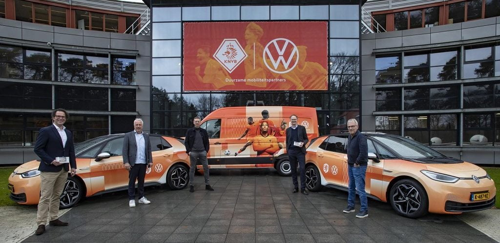 EXTRA TIME +7: KNVB x Volkswagen