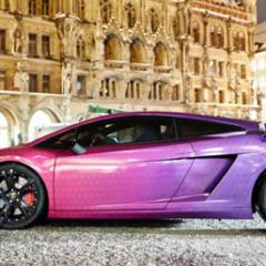 Lamborghini Gallardo van Zlatan