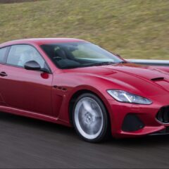 Maserati GranTurismo van Zlatan