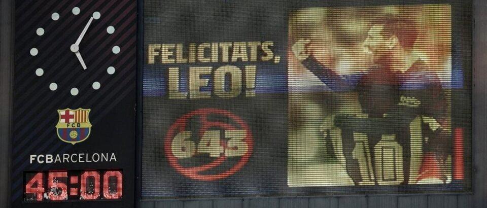 Messi scoort 643e goal en verbreekt record Pelé