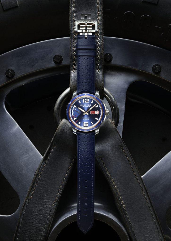 Mille Miglia GTS Azzurro Power Control