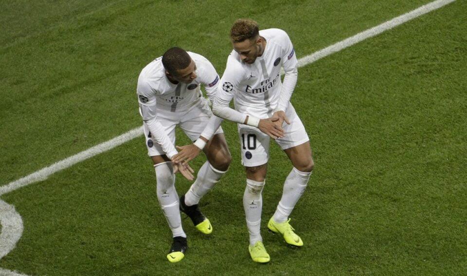Neymar en Mbappé zijn de twee spelers met de hoogste salarissen van de Ligue 1