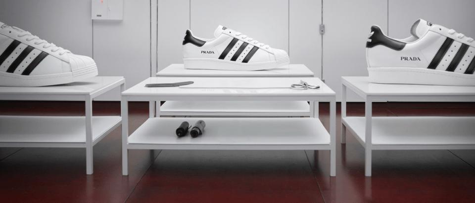 Prada X Adidas komen vandaag met nieuwe collab