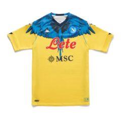 Napoli x Marcelo Burlon