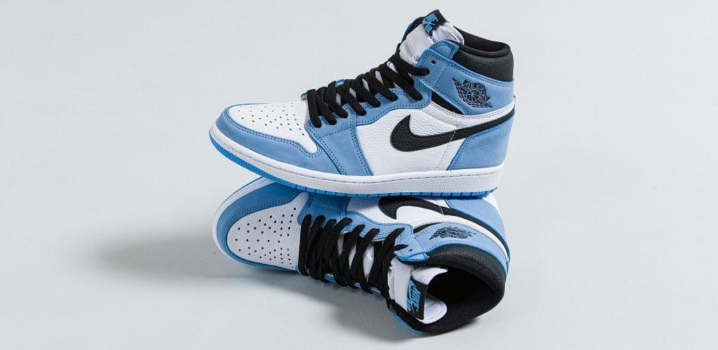 EXTRA TIME +7: Nike Air Jordan 1 University Blue
