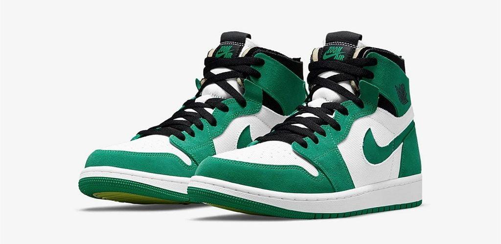 Nike Air Jordan 1 Green