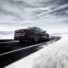 BMW M5 komt met jubileumeditie