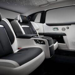 Het prachtige design in combinatie met comfort in de cabine achterin