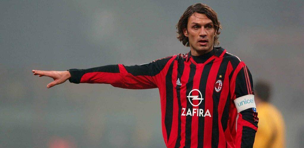Rugnummer 3: Paolo Maldini