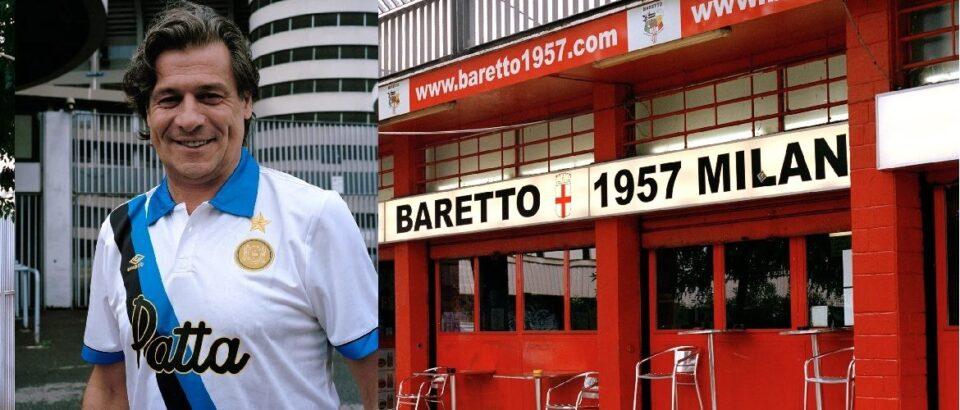 Patta x Umbro '93-'94 inter uitshirt