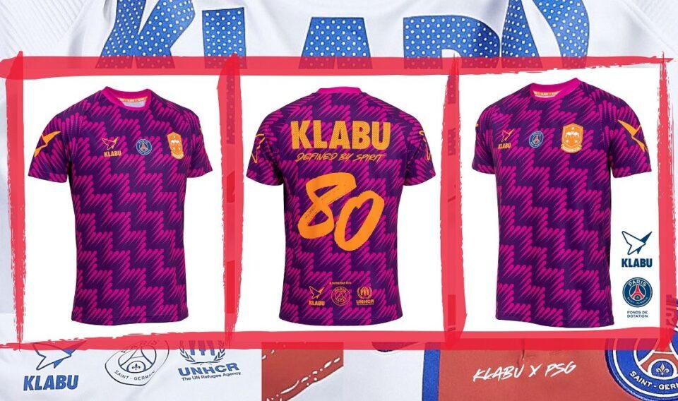 KLABU heeft een toffe samenwerking met PSG opgezet