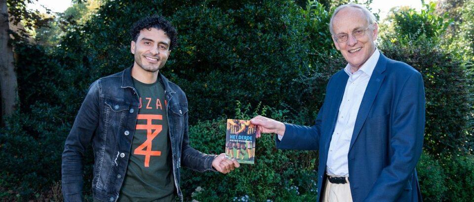 Met Pieter Winsemius nieuwste boek Het Derde steunt hij de Touzani Foundation