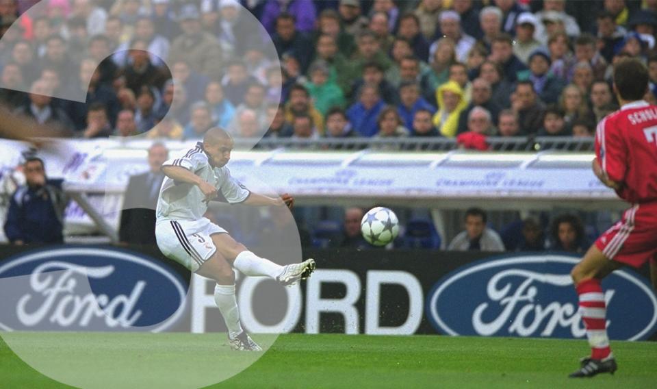 Rugnummer 3: Roberto Carlos