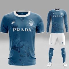 AS Roma concept voetbalshirts