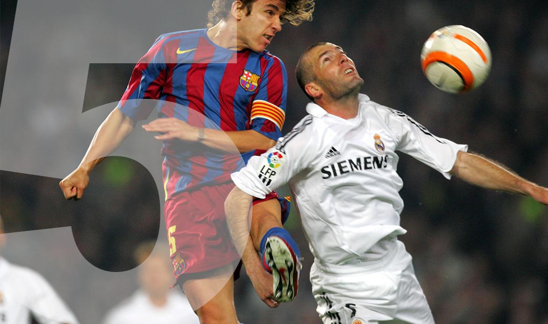 Rugnummer 5: Zinédine Zidane