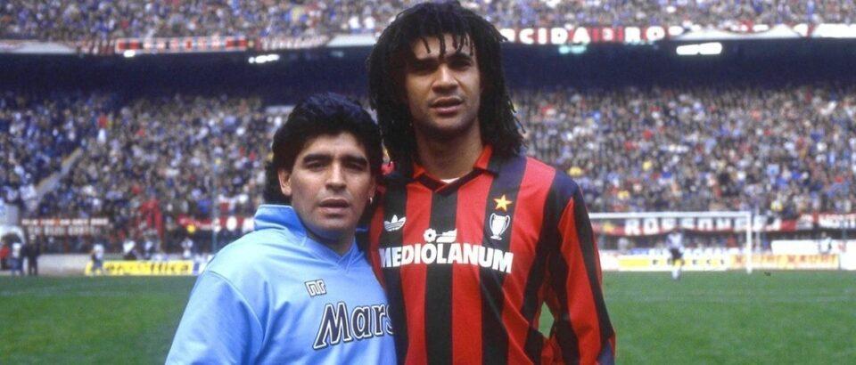 Ruud Gullit vertelt over wereldster en vriend Diego Armando Maradona