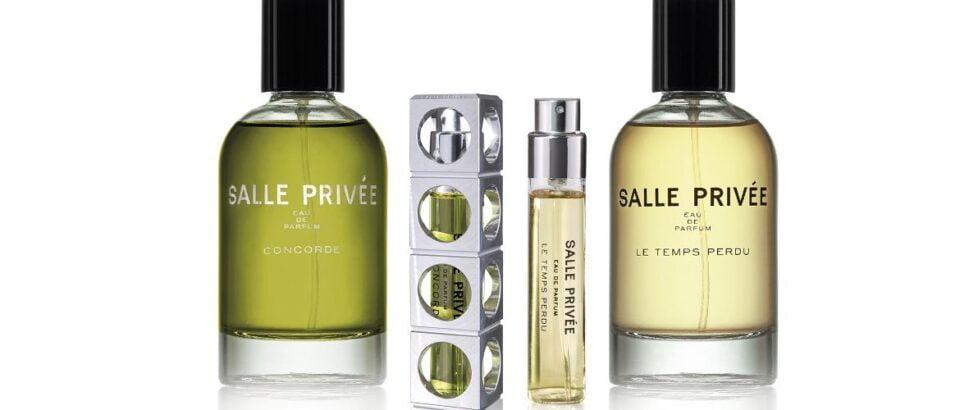 Salle Privée Le Temps Perdu Eau de Parfum en Salle Privée Concorde Eau de Parfum