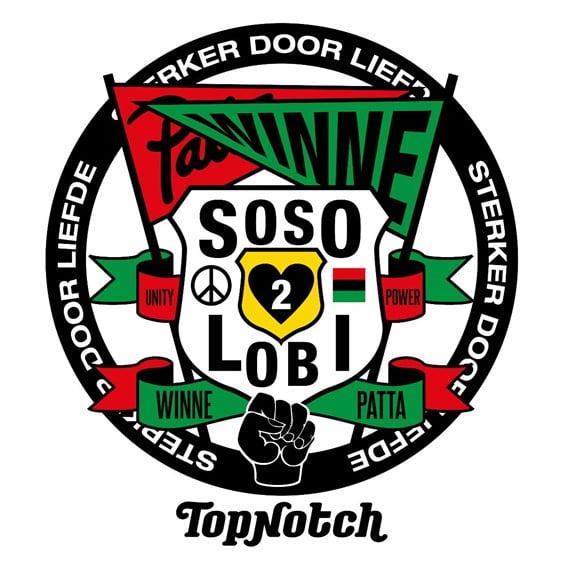Het So So Lobi 2 logo waarin alles samen komt
