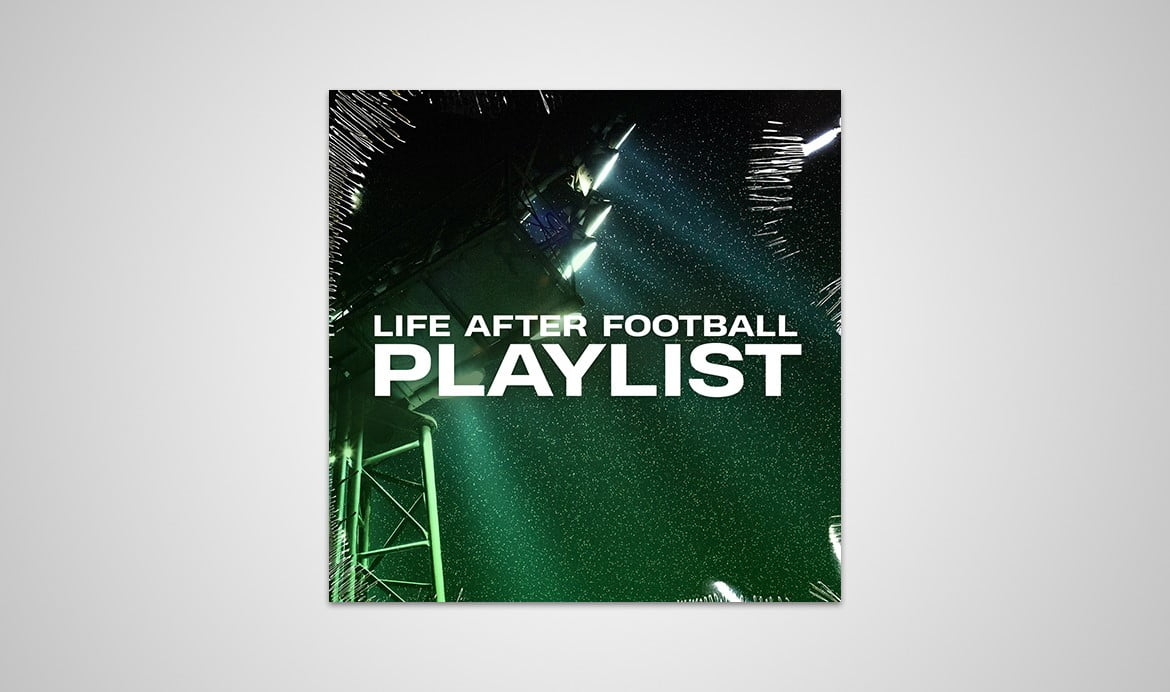 Life After Football Spotify-playlist