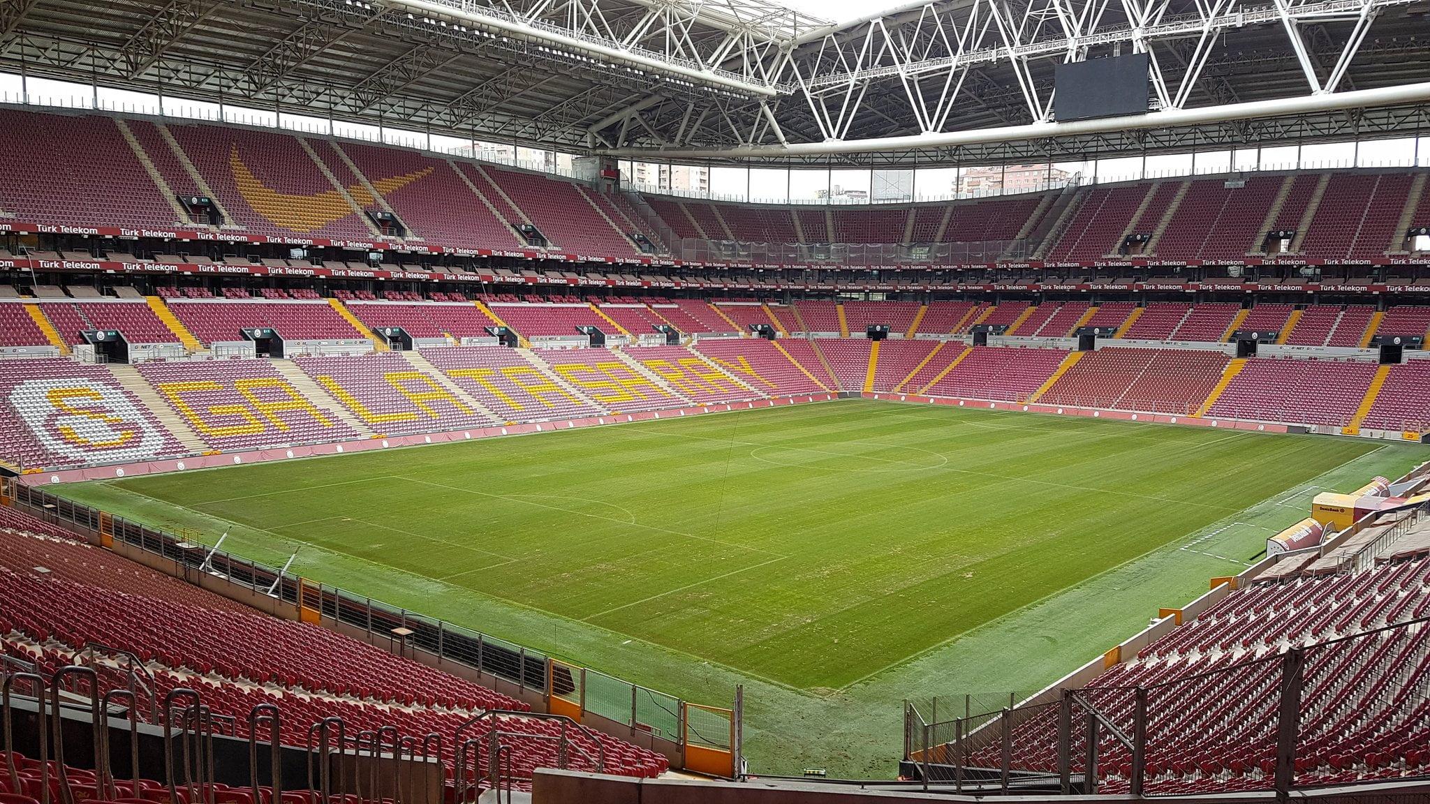 Game to watch: Het stadion als er geen toeschouwers zijn