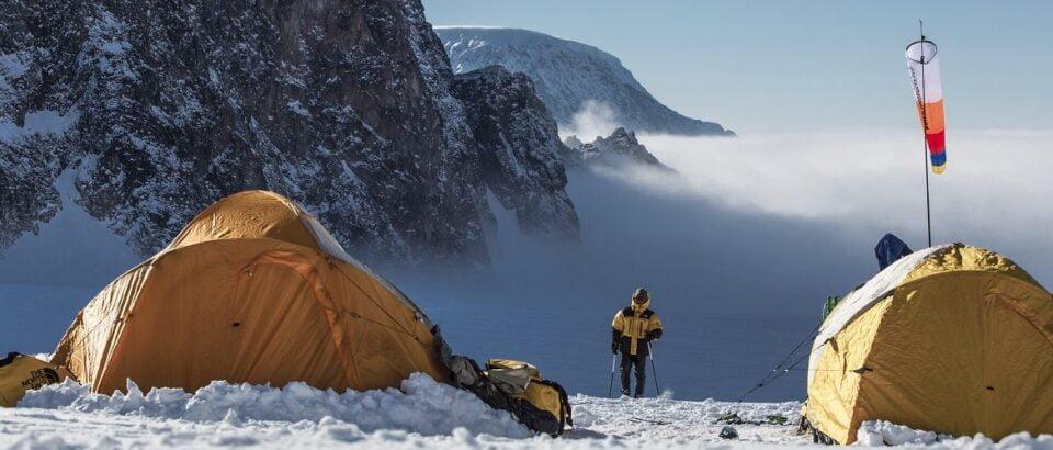 The North Face lanceert gloednieuwe Himalayan Parka voor de meest extreme weersomstandigheden