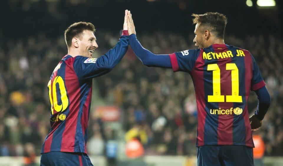 Transfernieuws: worden Messi en Neymar deze winter dan toch herenigd?